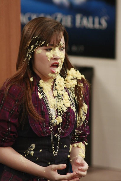 Demi Lovato on Sonny With Chance